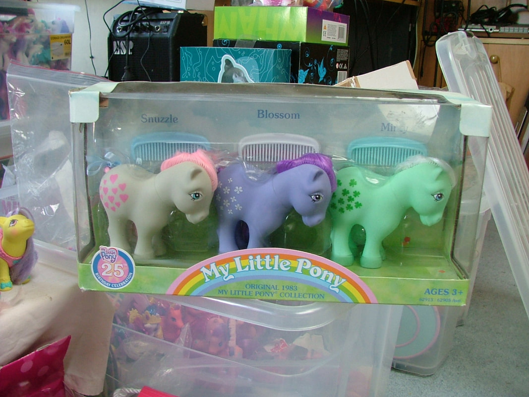 My Little Pony G1 Neverland Stables
